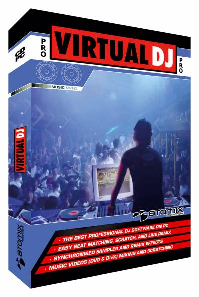 Atomix Virtual DJ Pro v70-UNION crack - abigail0477\u0027s blog