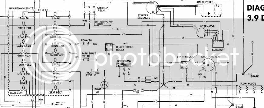 Isuzu Marine Diesel Wiring Diagram Electronic Schematics collections