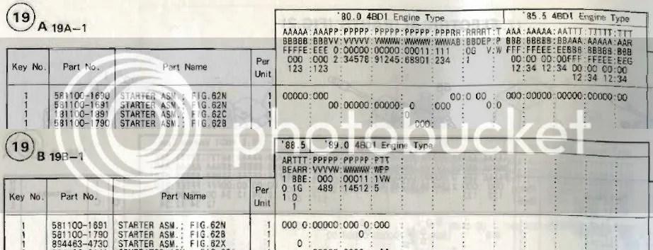 6bb1 isuzu engine diagram isuzu oil piston cooling jet bd bd ideas