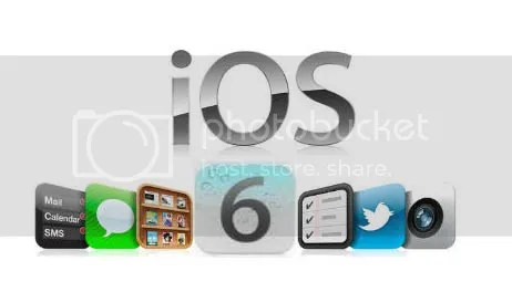 Apple iOS 6 Functions