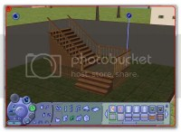 Split-Level Stairs  Sims 2  Sim Fans UK
