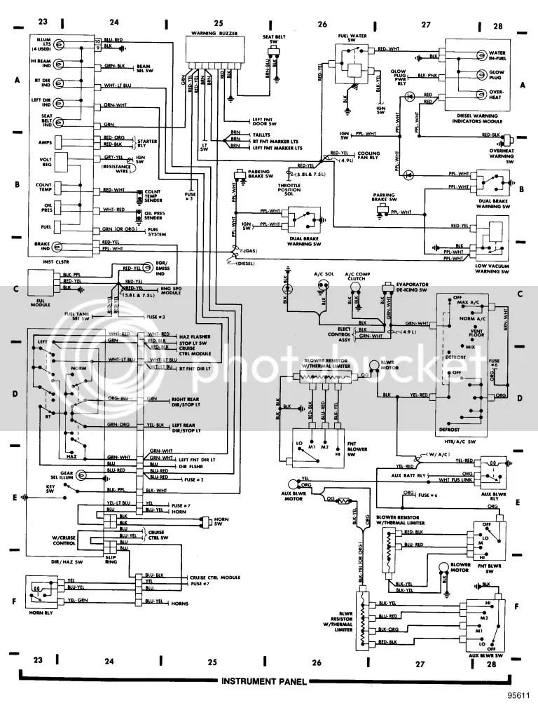 1994 FORD ECONOLINE CONVERSION VAN WIRING DIAGRAM - Auto Electrical