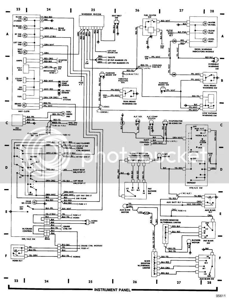 1994 ford econoline conversion van wiring diagram