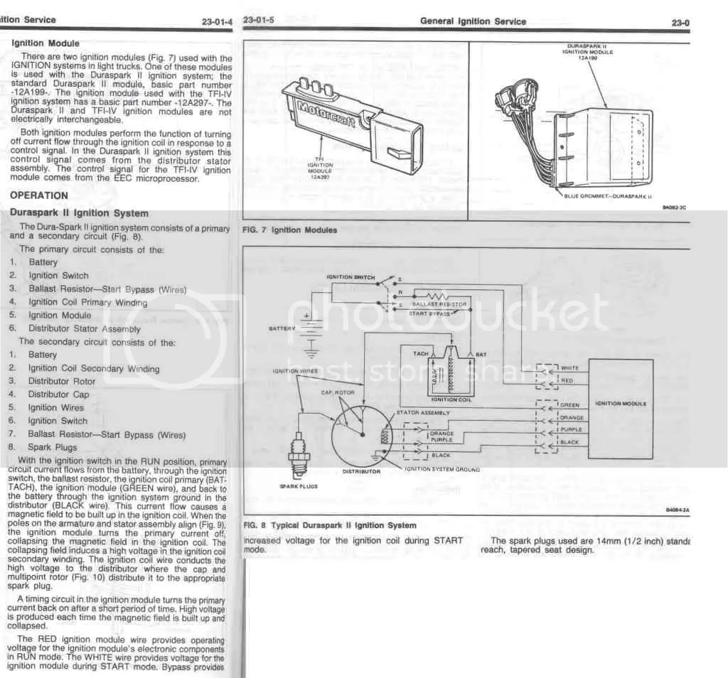 1990 ford 302 distributor wiring diagrams