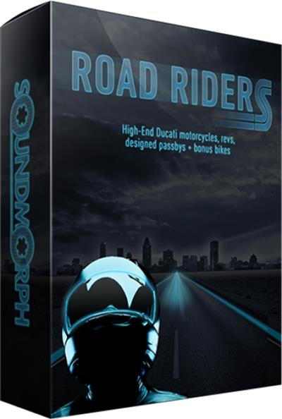 SoundMorph Road Riders [WAV]