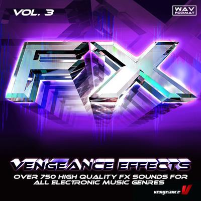 reFX Vengeance Effects vol.3 [ACID WAV]