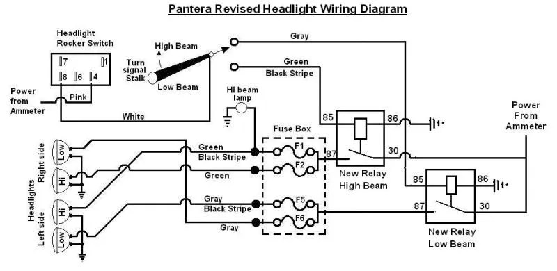 Arctic Cat Snowmobile Wiring Diagram Cougar 440 1994 Electrical