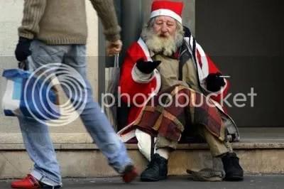 Pai Natal Pobre