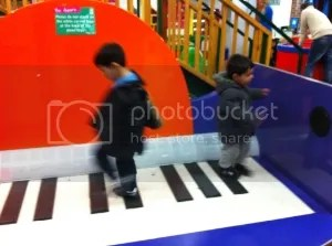 giant piano at the look out bracknell