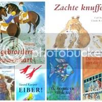 Nostalgie: 21 Kinderboeken Van Vroeger