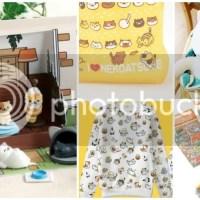 10x Super Schattige Neko Atsume Merchandise