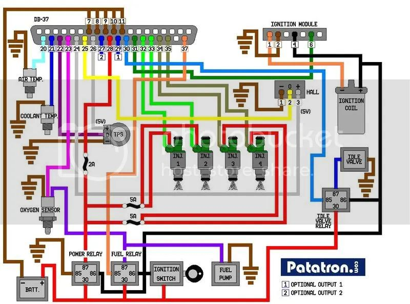v4 sti wiring diagram