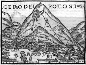 First image of Potosí in Europe