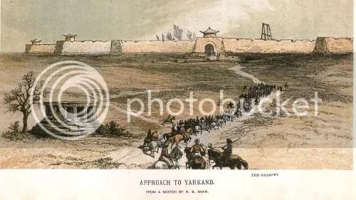 Path to Yarkand