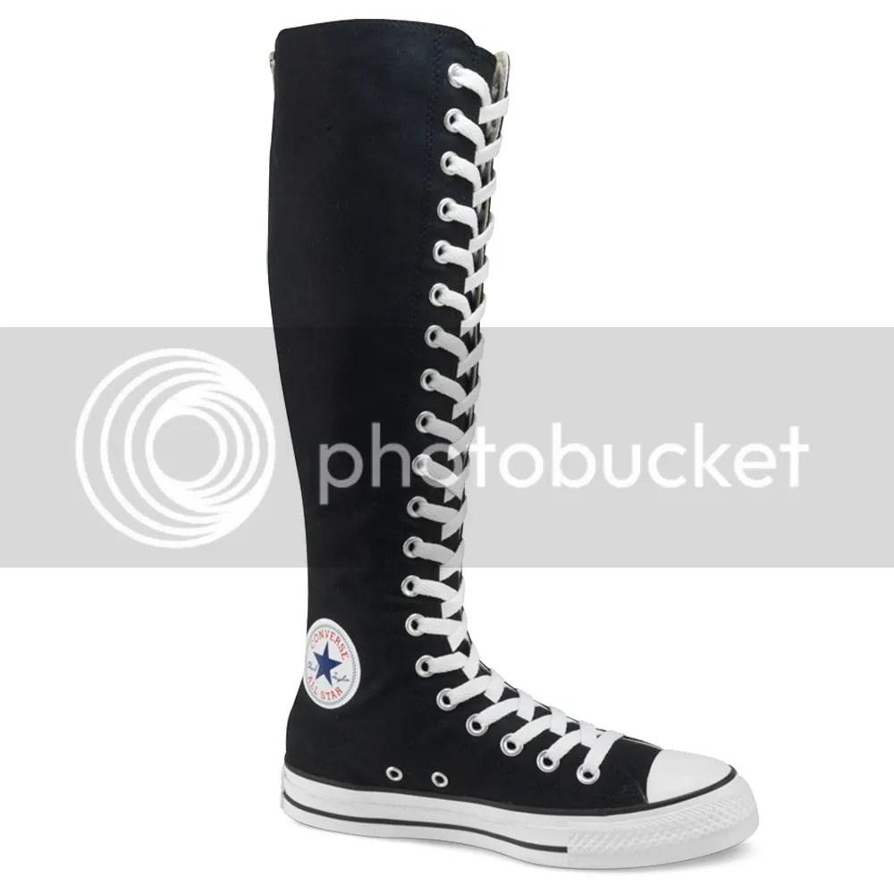 Converse Chuck Taylor All Star Xx Hi Knee High Fashion