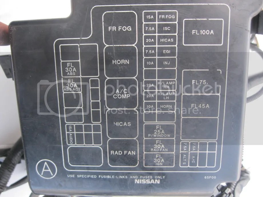 240sx Fuse Box - Wiring Diagram Progresif