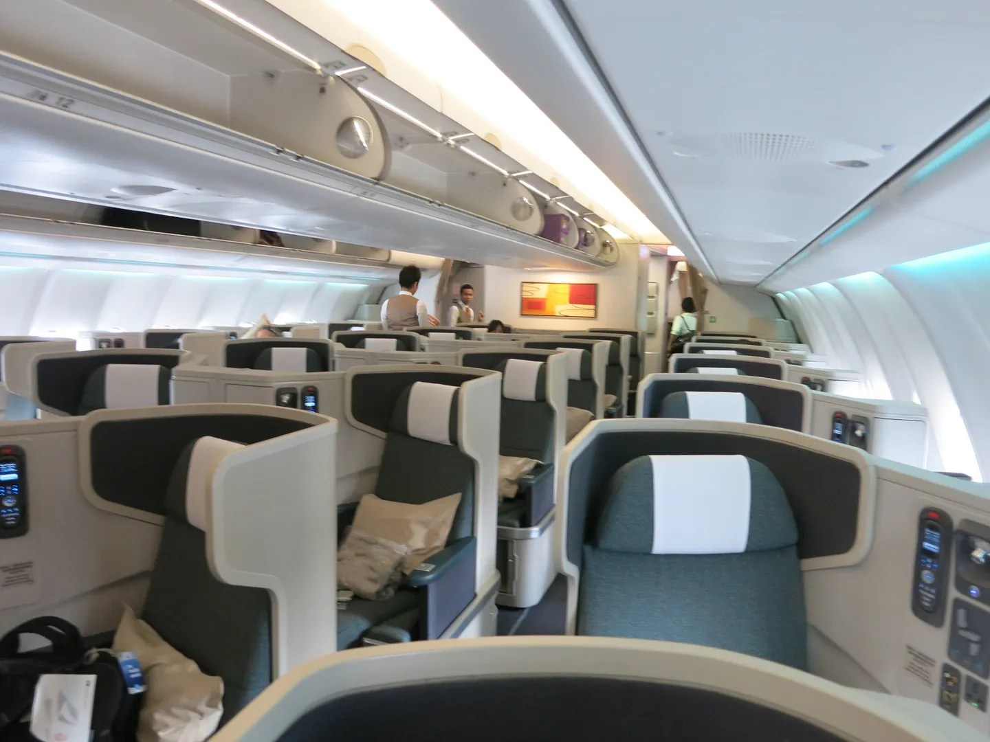 Which Airline Has The World S Best Business Class