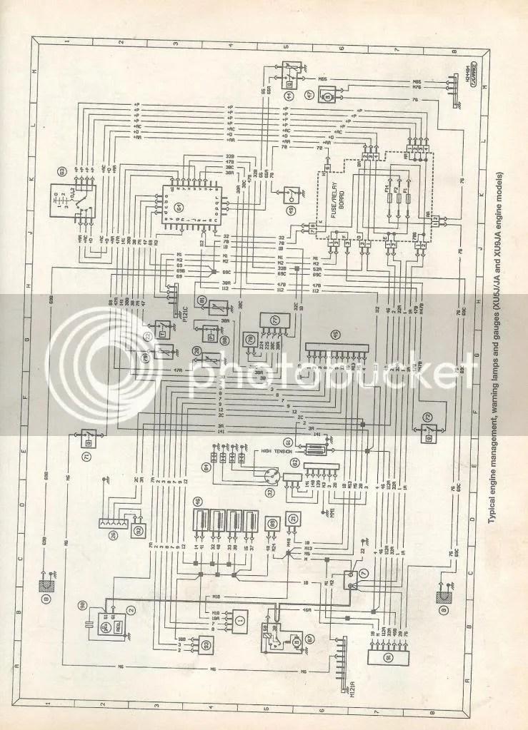 Peugeot 205 Gti Wiring Diagram circuit diagram template