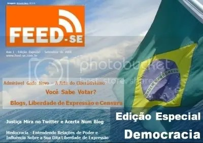 Revista FEED-SE Democracia