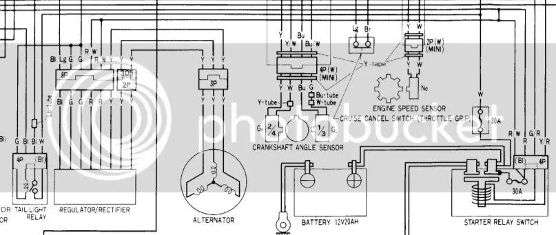 85 gl1200 wiring diagram
