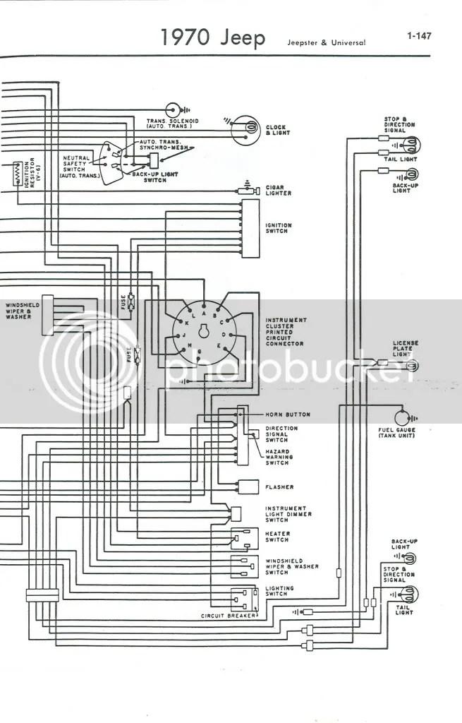 1969 cj wiring diagram help wiring cj com jeep cj wiring diagram