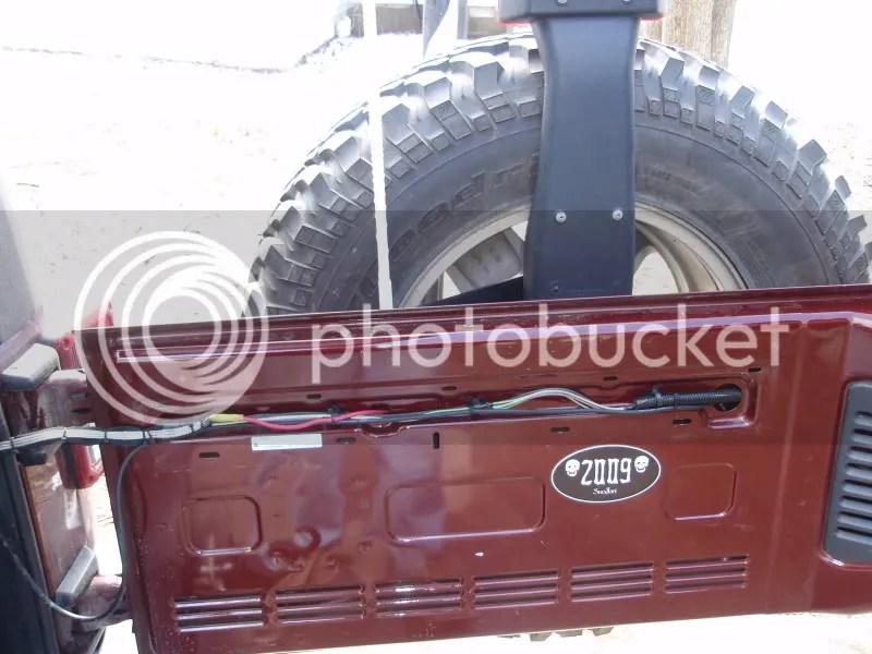 CB Antenna Mount - Page 2 - JKowners  Jeep Wrangler JK Forum
