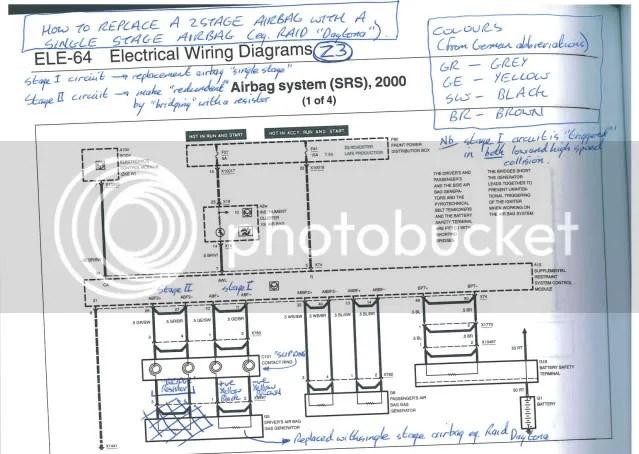 Airbag Electrical Diagram Wiring Diagrams