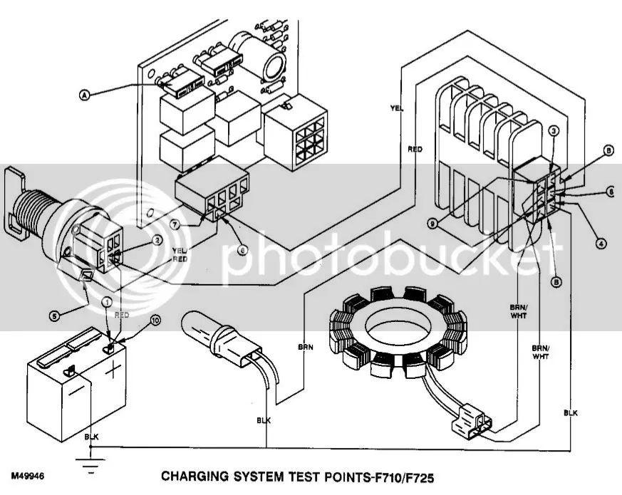 4 wire regulator diagram