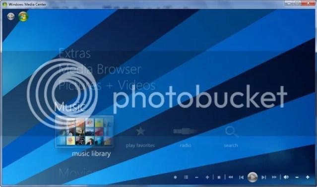 4 Customise Windows 7 Media Center (Part 3)