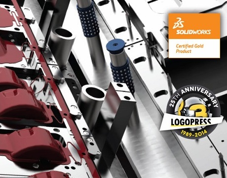 Logopress3 2016.SP0.5 for SolidWorks 2014-2016 x64