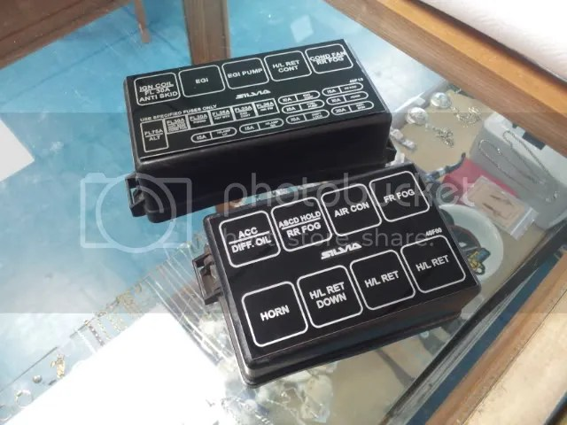 Laser Engraved Anodized Aluminum Fuse Box Covers - Nissan Forum