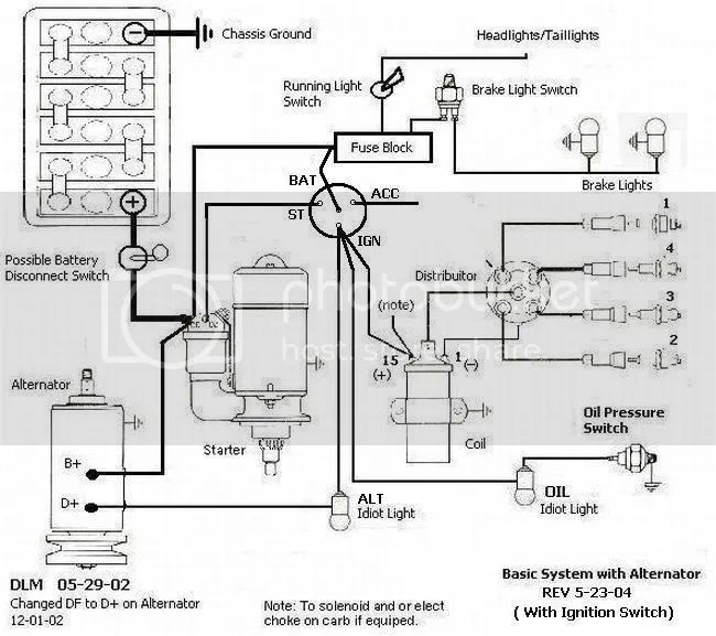 hewitt dune buggy wiring diagram for cdi box