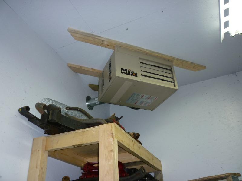 Wiring MR Heater 75,000 - The Garage Journal Board