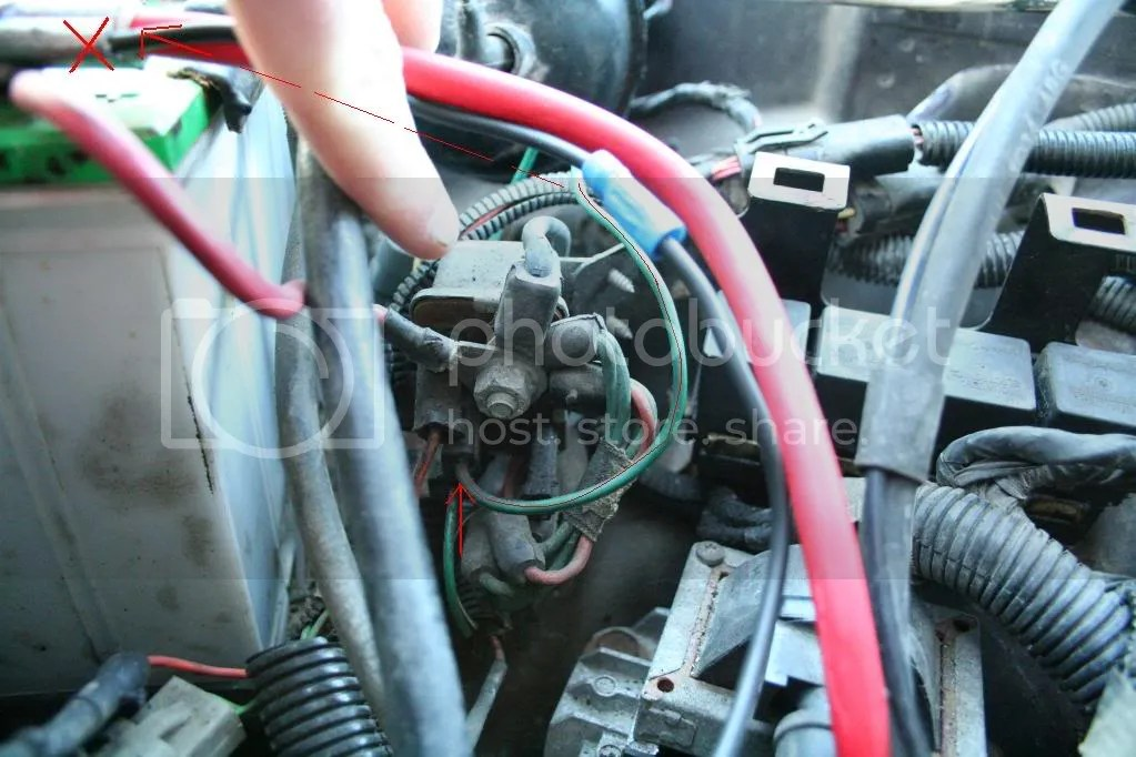 How to jump start the Jeep (bypassing the NSS) - JeepForum