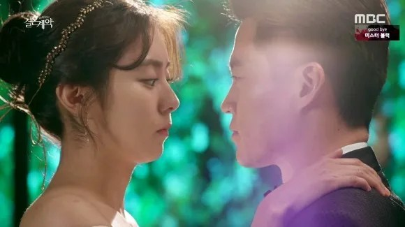 Marriage Contract Episode 3 » Dramabeans Korean drama recaps - marriage contract