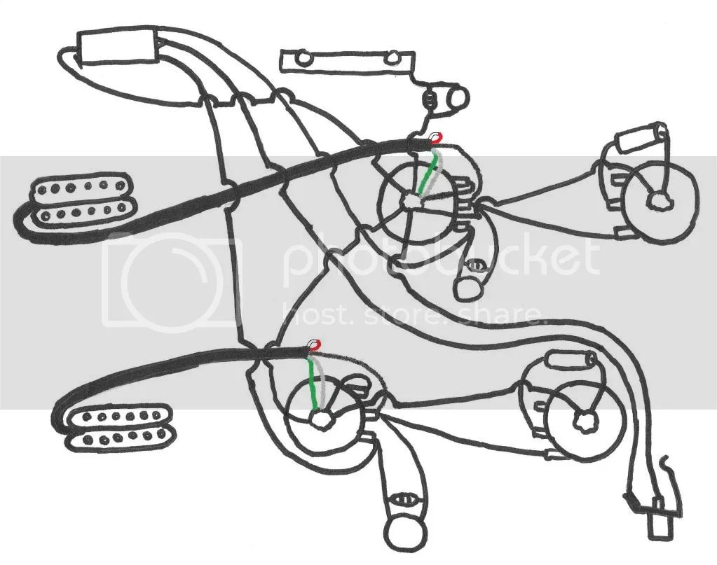 treble bleed wiring auto electrical wiring diagram