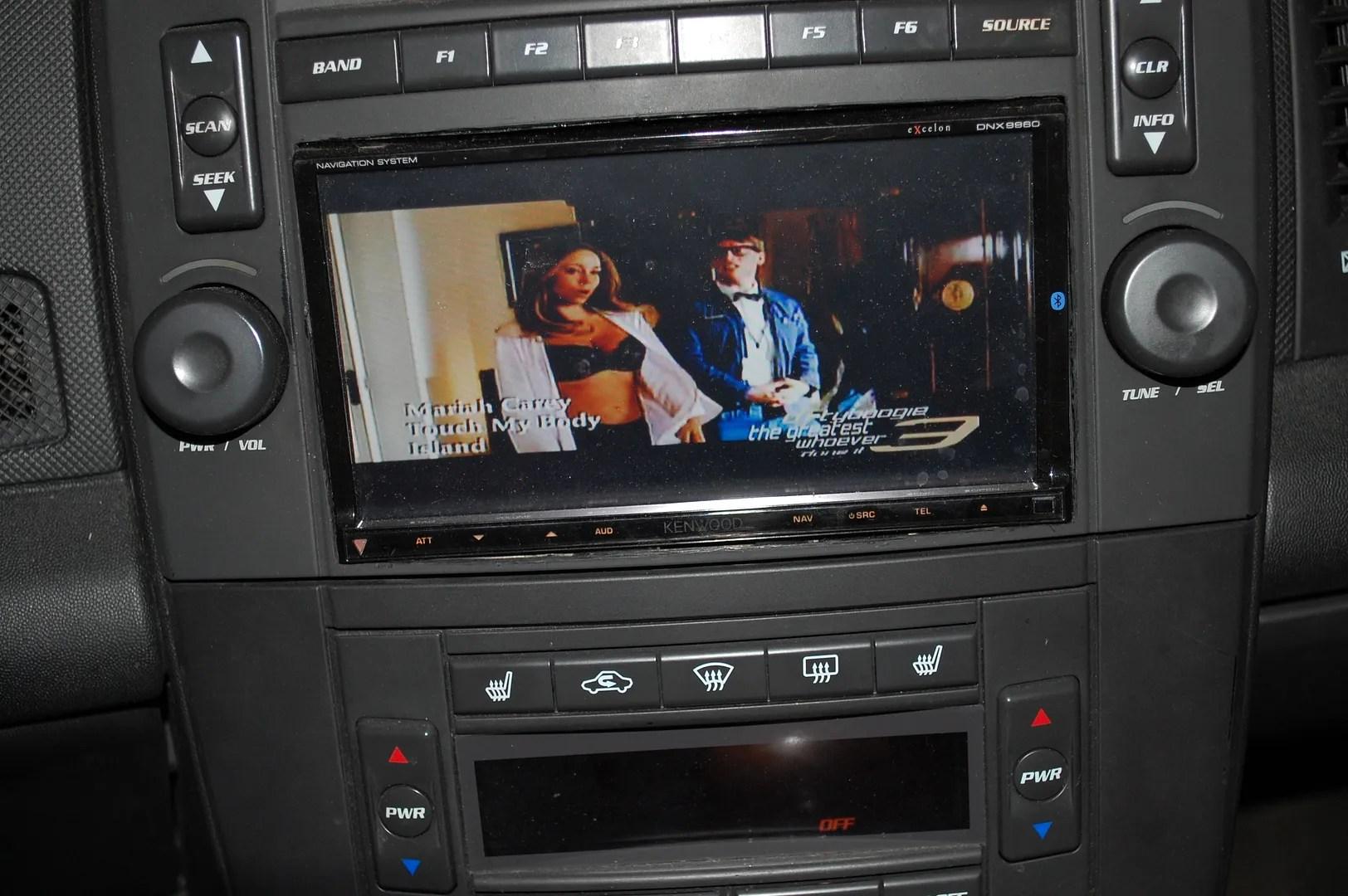 2007 Cadillac Cts Aftermarket Radio - wiring diagrams image free