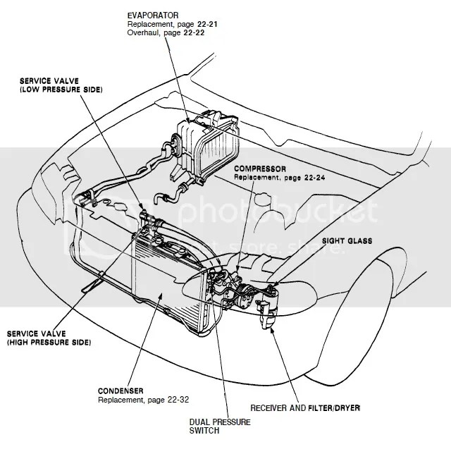 Honda Civic Ac Diagram Wiring Diagram