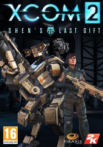 XCOM 2 Shens Last Gift DLC-CODEX
