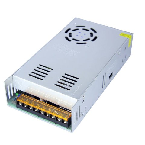LED Power Supply 5 V, 70 A (350 W), 110-220 V - ToolBoom