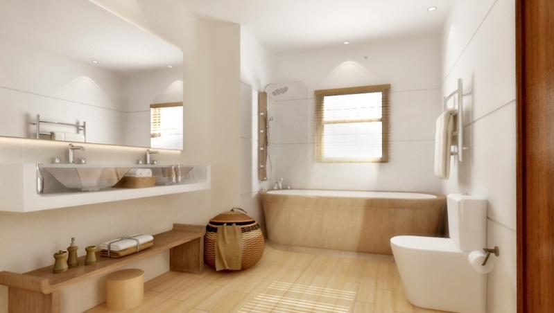 déco salle de bain zen et nature
