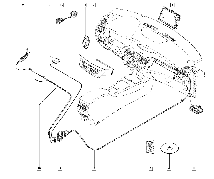 alpine schema cablage d un ventilateur