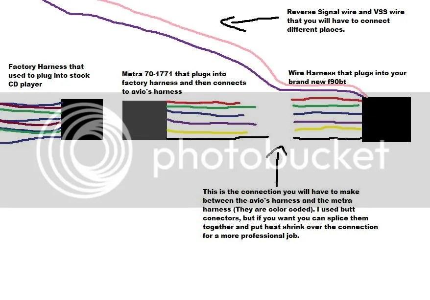 Metra 70 5521 Installation Guide Wiring Schematic Diagram
