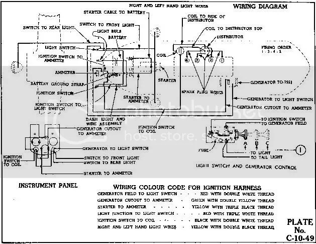 cockshutt wiring diagram wiring diagram for yesterday s tractors