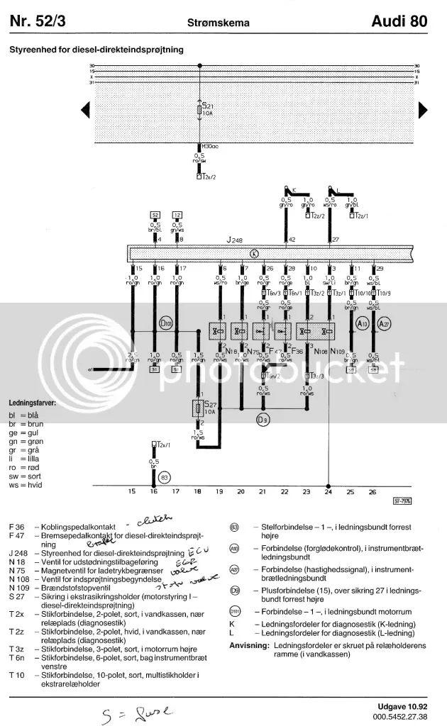 audi a4 towbar wiring diagram