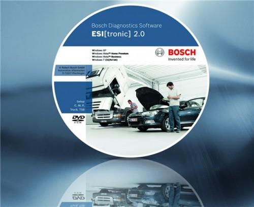 Bosch ESI 2.0 2015/2 + Truck [2015]