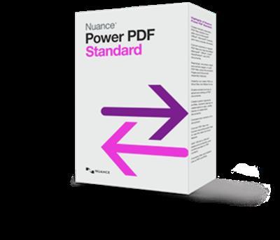 Nuance Power PDF Standard v1.2 - Download