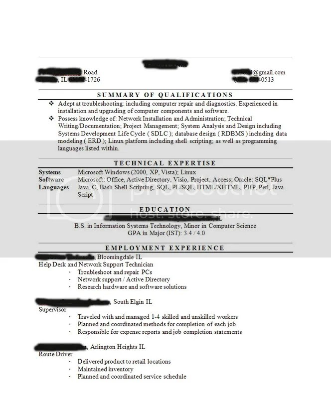monster resume review resume monster thread review my resume