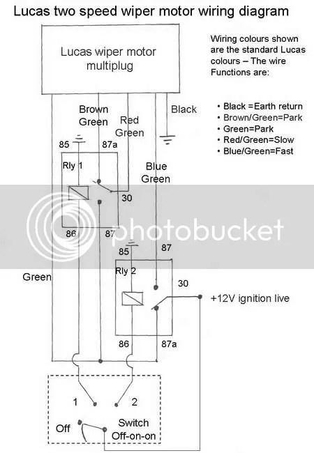 Defender Wiper Motor Wiring Diagram Online Wiring Diagram