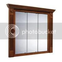"""Medicine Cabinet 42""""Mirror Storage Vanity Bathroom ..."""